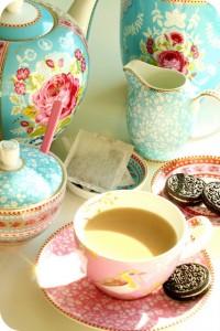 Charmoso Chá da Tarde com PiP Studio!
